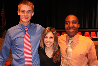 2011 PEM Scholarship Winners